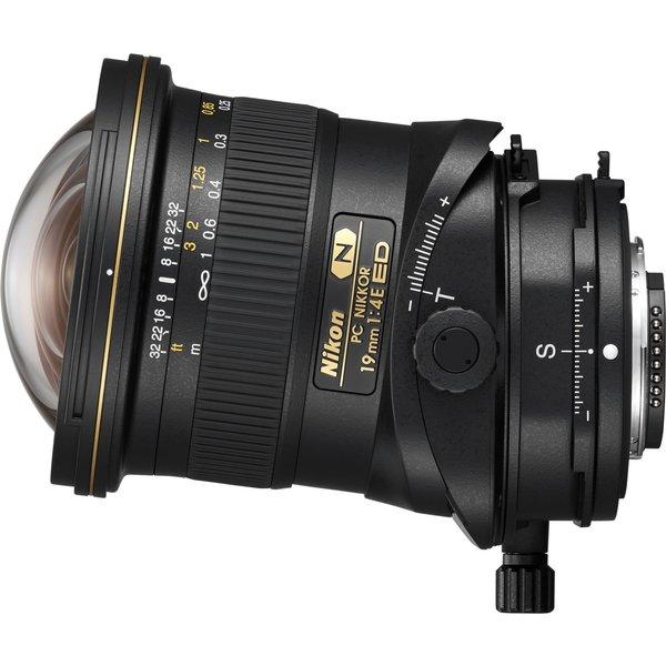 Nikon PC Nikkor 19mm F/4.0E ED Objectiv Objectif