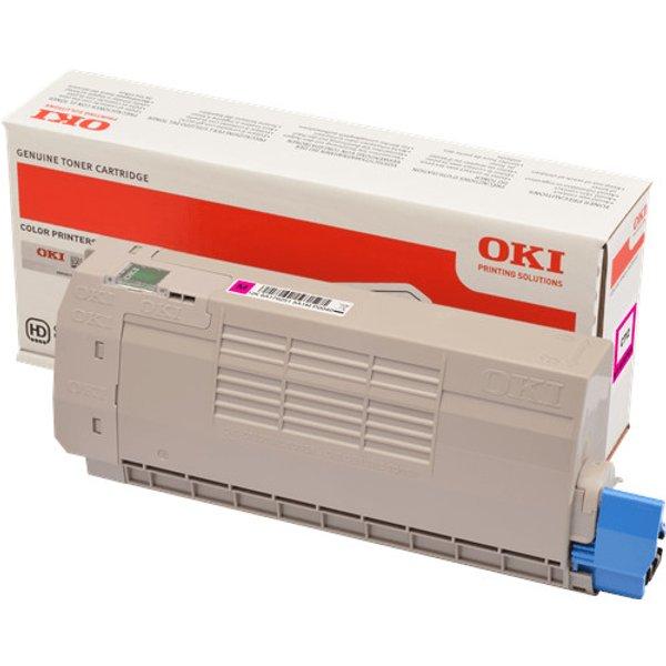 OKI 46507614 Toner magenta original