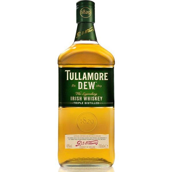 Tullamore Dew Irish Whiskey 70cl (5011026108033)