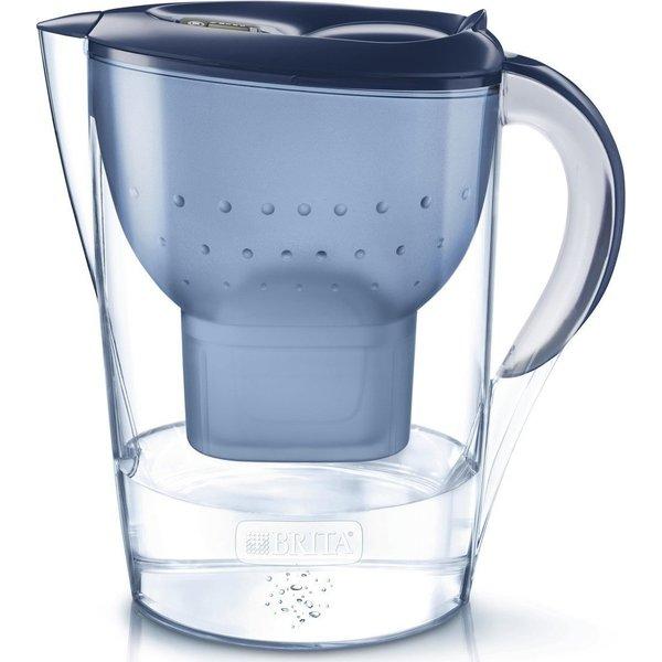 Filtre à eau de table BRITA Marella XL Bleu (1024052)