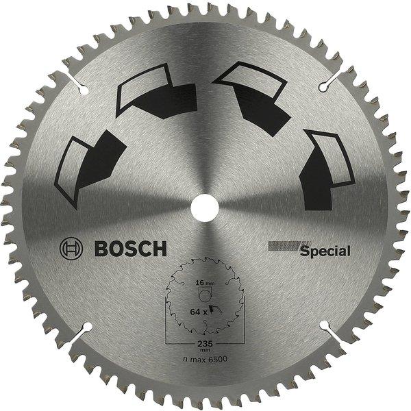 Bosch 2609256899 Lame De Scie Circulaire Spécial 235 Mm