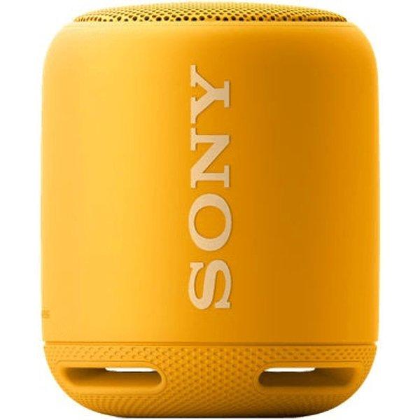 Enceinte portable sans fil Bluetooth Sony SRSXB10 Jaune
