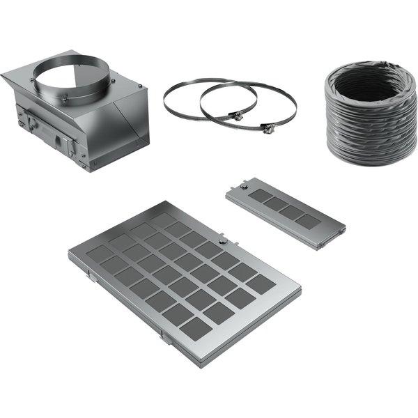 SIEMENS LZ10AKS00 Kit De Recyclage (Argent)