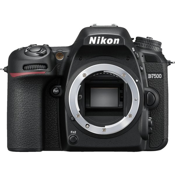 Nikon D7500 Body Only Digital SLR Cameras