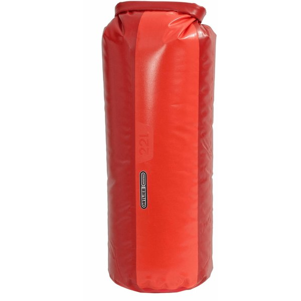 Ortlieb Medium Weight Dry Bag Pd350 22 Litre Cranberry / Signal Red