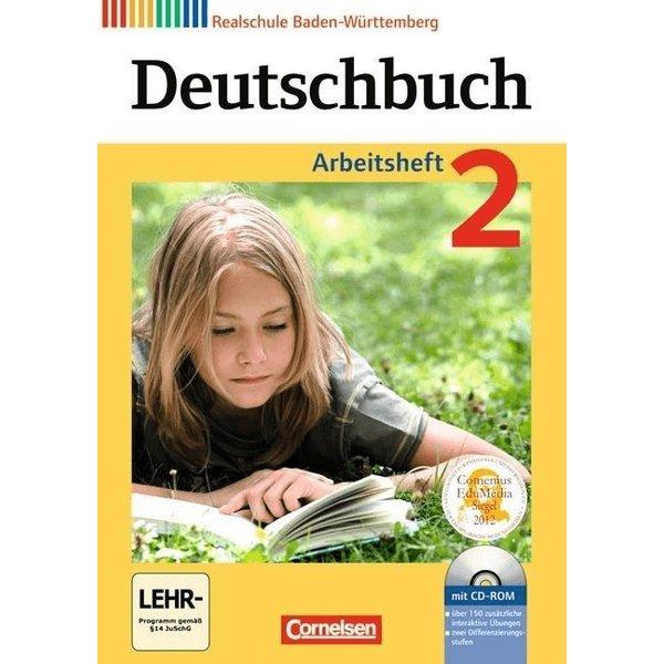 Deutschbuch - Sprach- und Lesebuch - Realschule Baden-Württemberg 2012 - Band 2: 6. Schuljahr