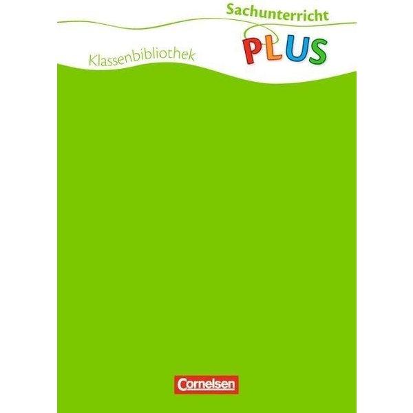 Sachunterricht plus. Grundschule. Klassenbibliothek: Kultur, Zeit und Raum