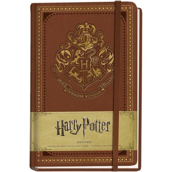 PANINI VERLAG Harry Potter Notizbuch: Hogwarts