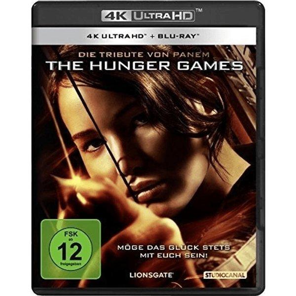 Die Tribute von Panem - The Hunger Games (4K Ultra HD)