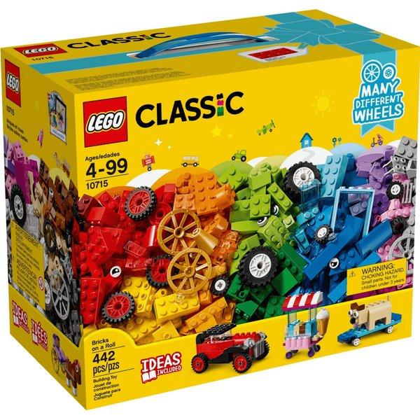 LEGO Classic 10715 10715 LEGO Kreativ-Bauset Fahrzeuge