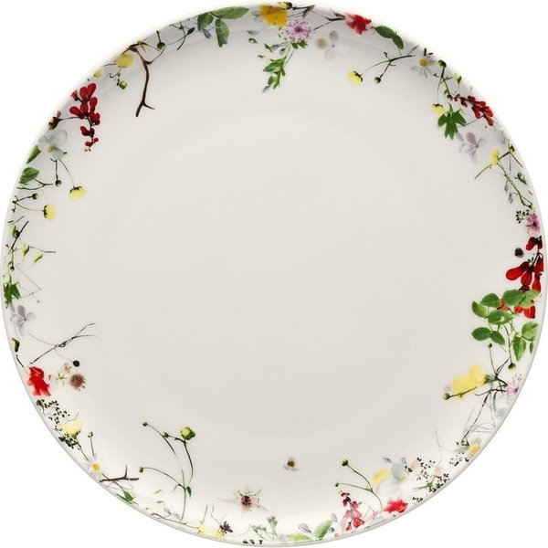 Rosenthal Brillance Fleurs Sauvages Breakfast Plate coup 21 cm
