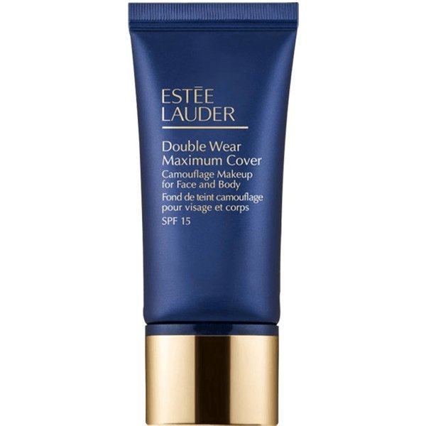 Estee Lauder Double Wear Maximum Cover Camouflage Makeup 1N1 Ivory Nude SPF15 30ml