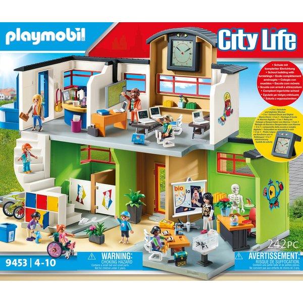 Playmobil 9453 Große Schule