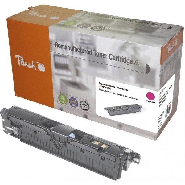 Peach Tonermodul magenta kompatibel zu HP Q3963A