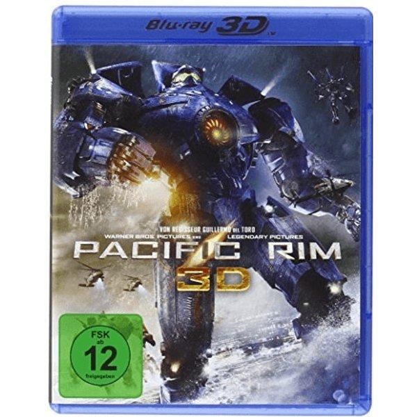 Pacific Rim 3D (2013) - (Blu-ray 3D)