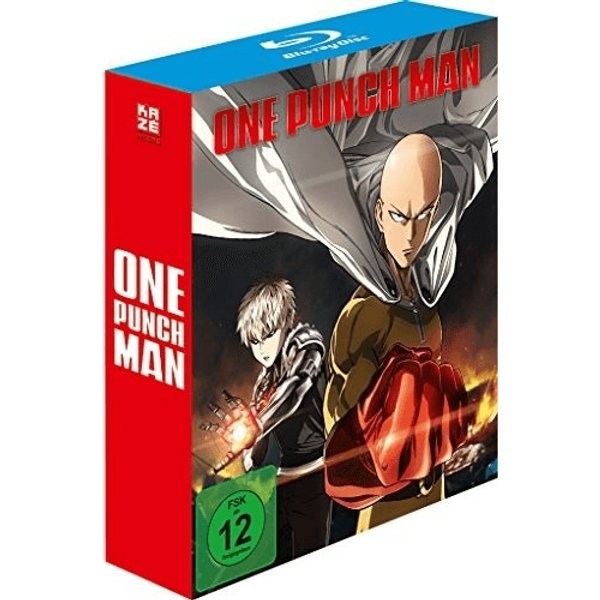 One Punch Man - Vol. 1 (+ Sammelschuber) Limited Edition