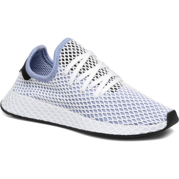 limpiar Térmico cliente  Adidas Deerupt Runner Women chalk blue/chalk blue/core black - Batzo  Preisvergleich