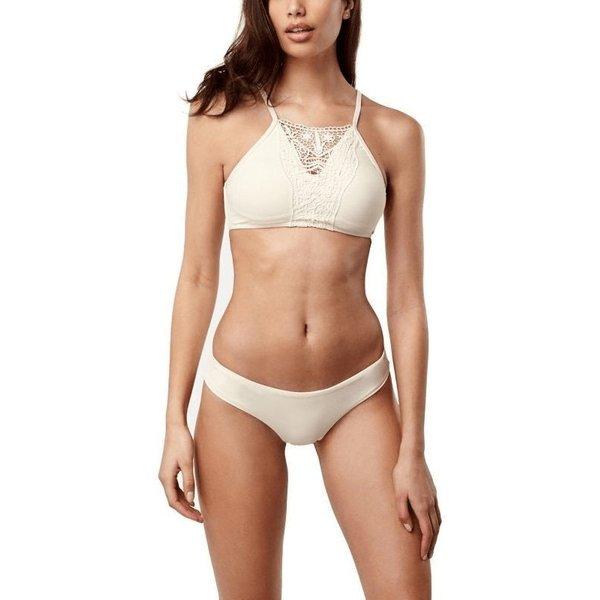 O'Neill Lace High Neck - Ensemble bikini pour Femme - Blanc