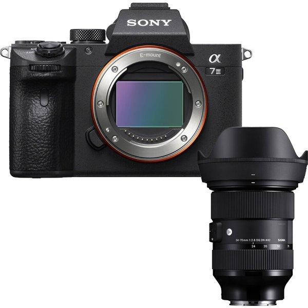 Sony a7 III Camera Body Only