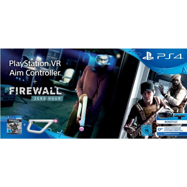 Firewall: Zero Hour VR PlayStation 4