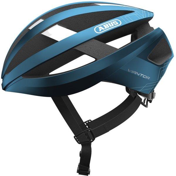 ABUS Viantor helmet steel-blue