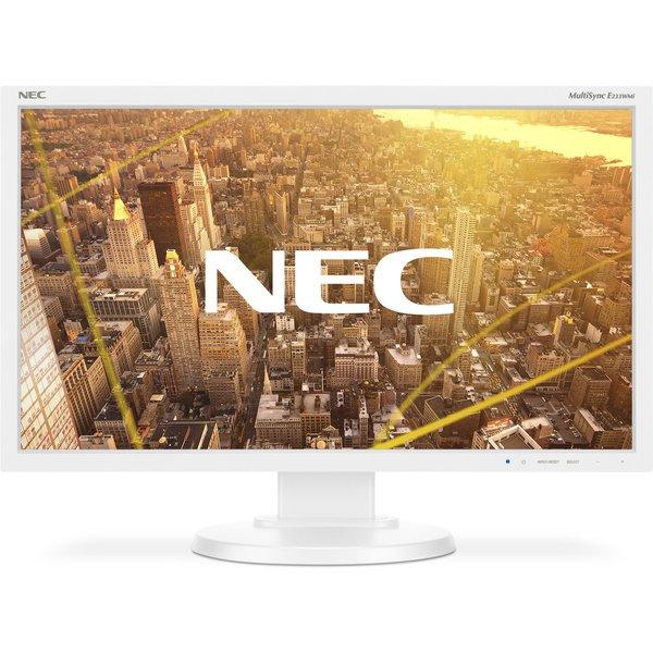 "NEC Monitor MultiSync E233WMi-WH LED-Display 58,4 cm (23"") weiß"