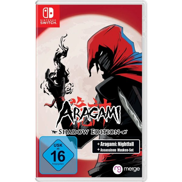 Aragami: Shadow Edition - [Nintendo Switch]