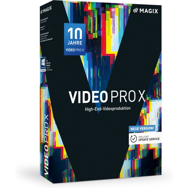 MAGIX Video PRO X 2019 (D) (18_704923)