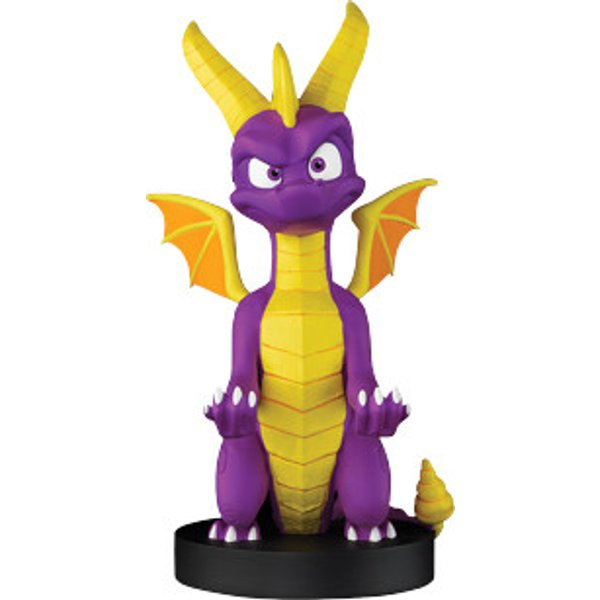 EXQUISITE GAMING Spyro XL - Statuette Cable Guy (Multicouleur)