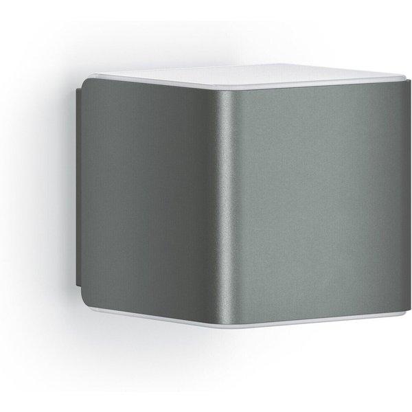 Lampe d'extérieur à capteur l 840 led ihf anthracite 055530