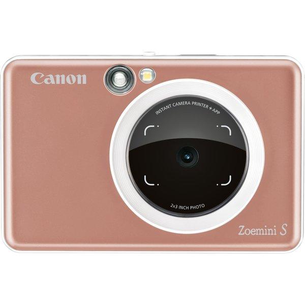 Canon Zoemini S Roségold Sofortbildkamera