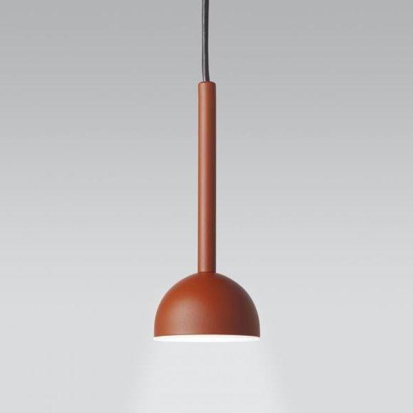 Suspension Blush LED / Métal - Northern rouille en métal