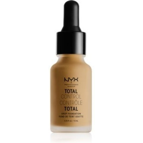 NYX Total Control Drop Foundation 15 Caramel (13 ml)