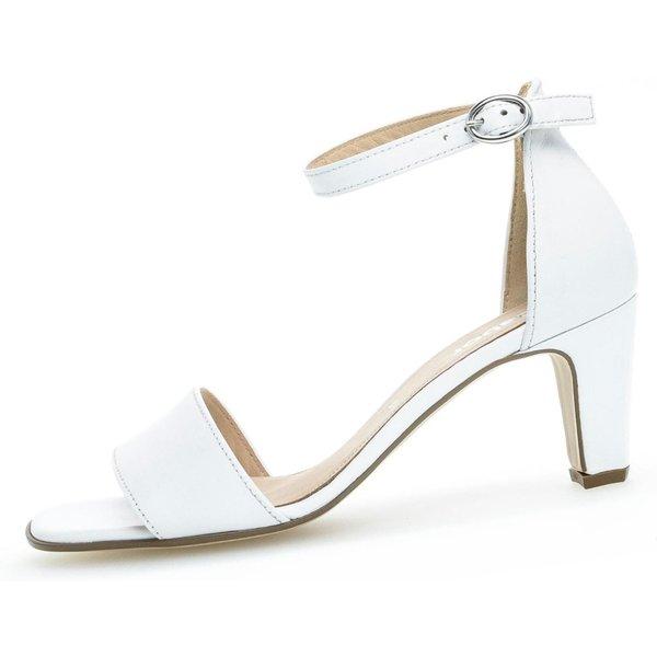 Gabor Strappy Sandals (21.860) white