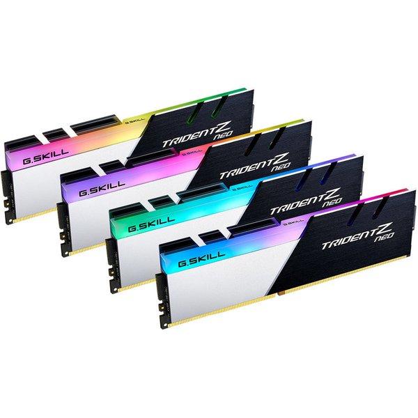 Trident Z F4-3200C14Q-32GTZN module de mémoire 32 Go 4 x 8 Go DDR4 3200 MHz