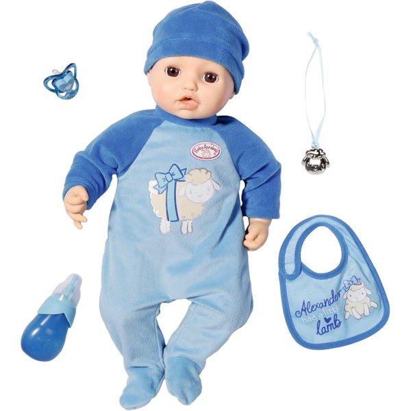 Zapf Création Baby Annabell Alexander