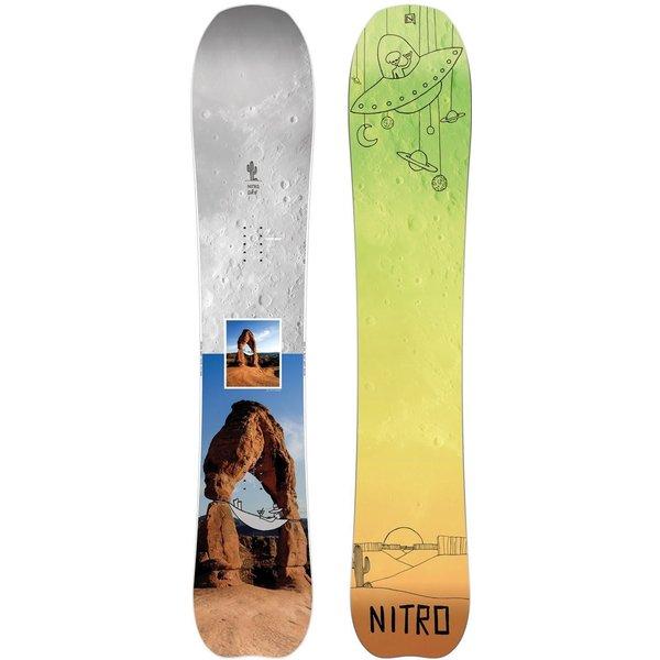Mountain X Grif Herren Snowboard 19/20
