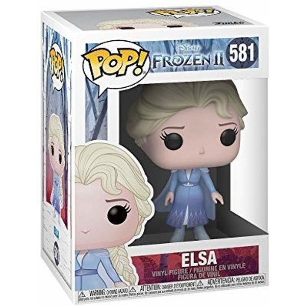 Figurine Funko Pop Disney Frozen 2 Elsa