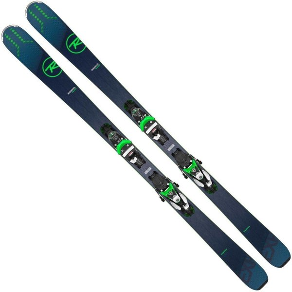 Men's Experience 84 Ai Skis With NX 12 Konect GW Binding