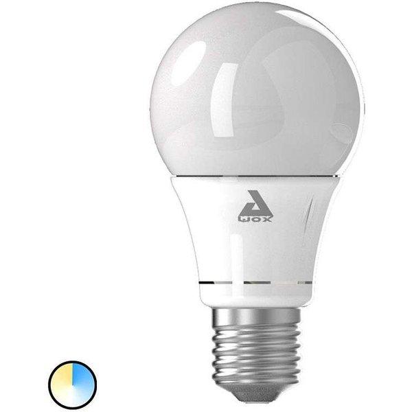 Ampoule LED connectée blanche E27 - AwoX   7W