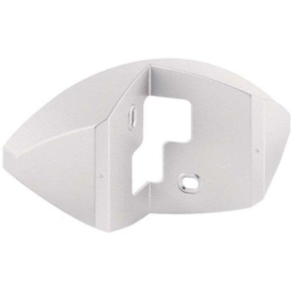 Corner bracket for LBS motion detector, white