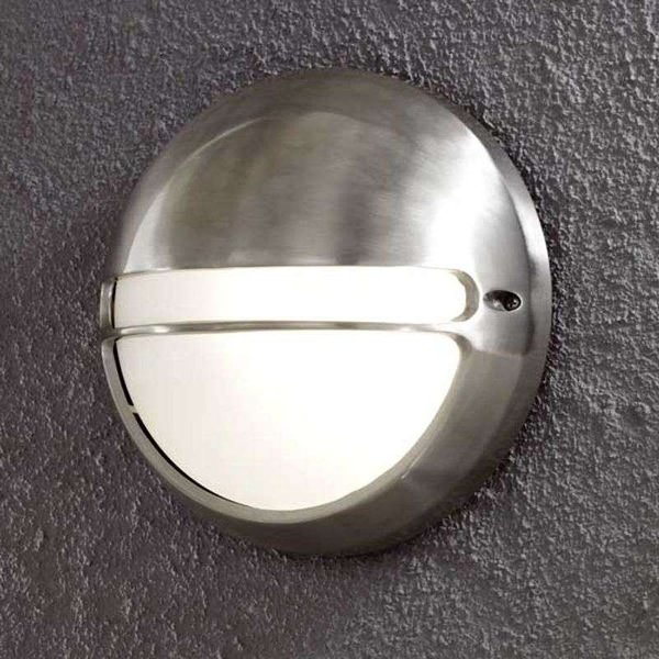 Außenwandleuchte Torino in runder Form (7333-000)