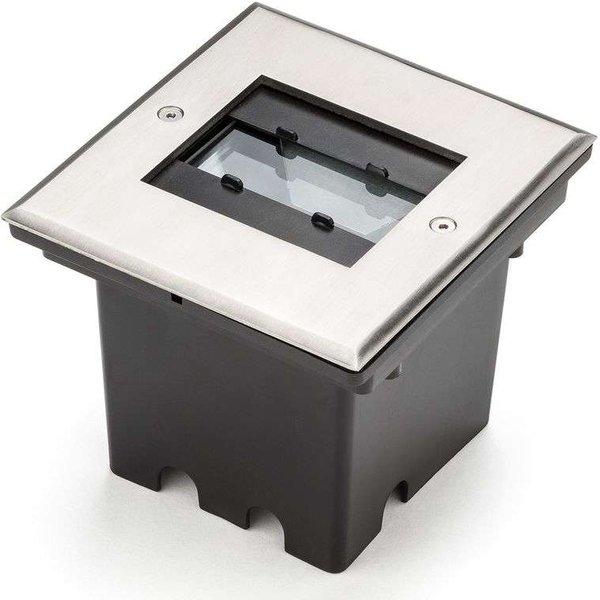 Spot de sol à 9 LED Malte avec sortie flexible