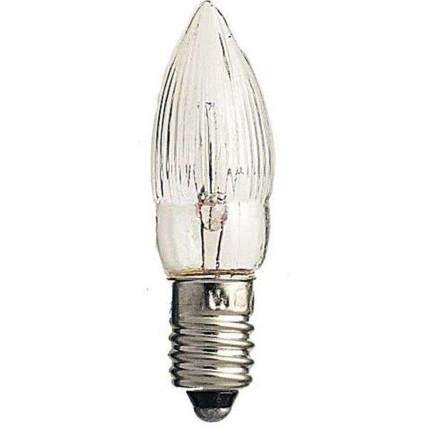 Konstsmide 1095-030 Top-Kerze 3 St. E10 12 V Klar