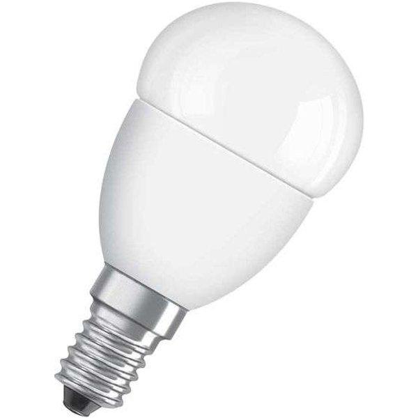 Ampoule LED goutte Superstar E14 6W 827 mate (205003)