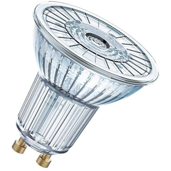Réflecteur verre LED GU10 4,3W 840 Star 36
