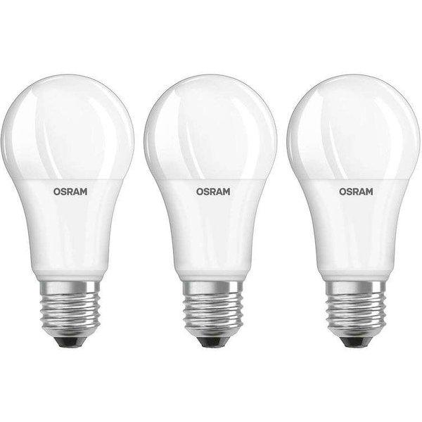Ampoule LED E27 14W, blanc neutre, kit de 3