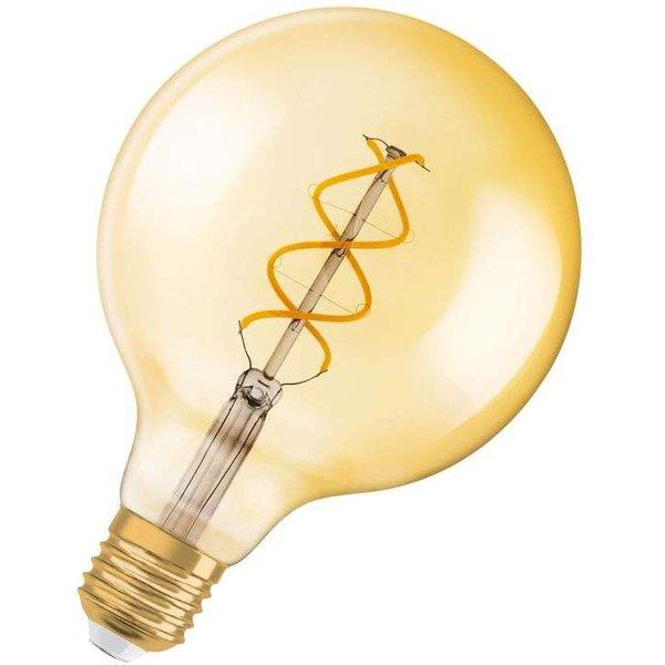 OSRAM ampoule LED E27 5W 2000K Vintage Globe or