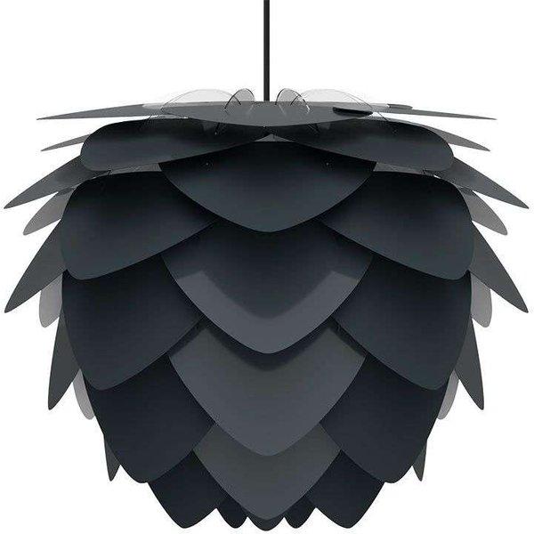 UMAGE Aluvia medium hanging lamp, anthracite (04006)