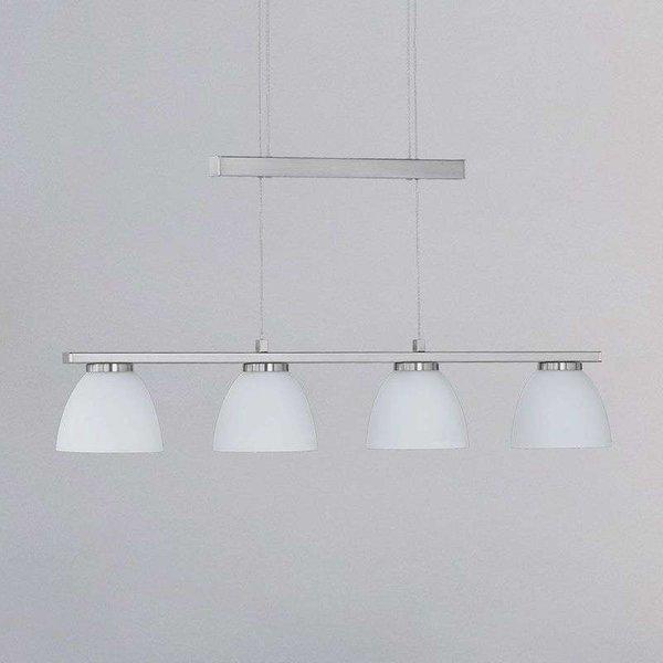 Suspension LED Ava à intensité variable 4 lampes